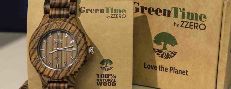Orologi di legno