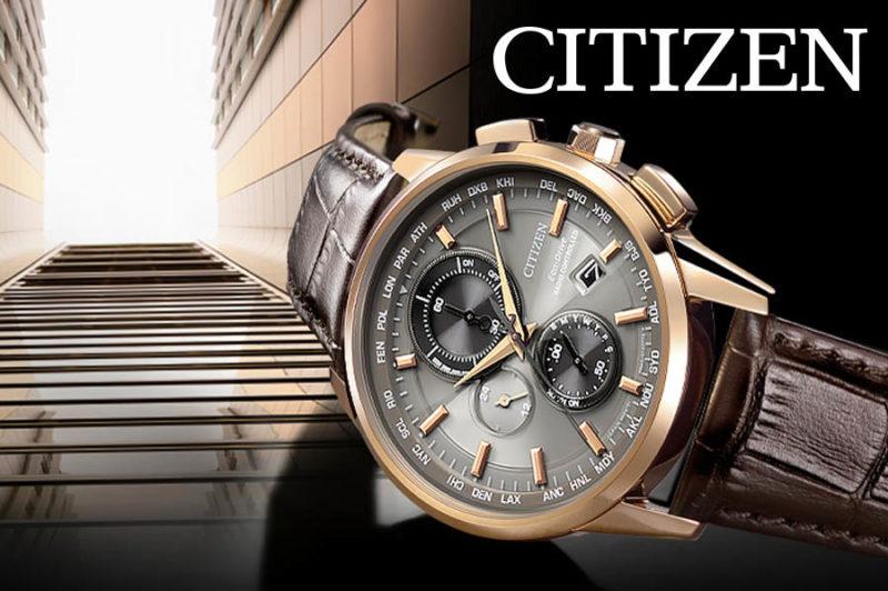 la bellezza degli orologi citizen